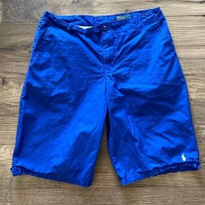 POLO by RALPH LAUREN Royal Blue Casual Shorts